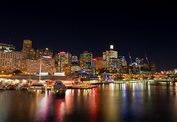 Вечерний круиз по Сиднейскому заливу