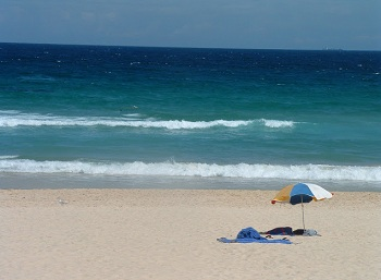 Бондай Бич - это самый большой пляж в Южном полушарии
