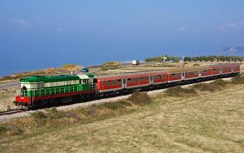 Железные дороги и поезда Албании