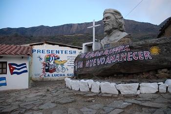 боливийская экскурсия «Маршрут Че» и аргентинская «Дороги Че»