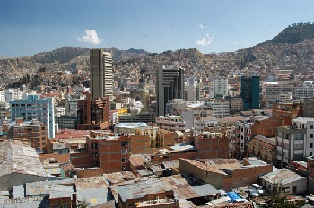 о Боливии слышали все