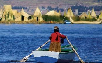 Титикака - самое знаменитое озеро не только Боливии