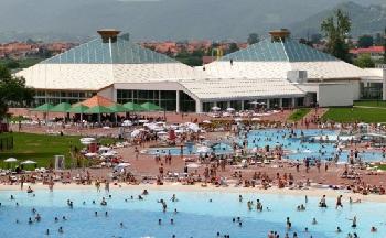 Знаменитый курорт Илидже расположен неподалеку от Сараево