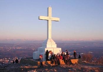 Знаменитый центр паломничества Медугорье
