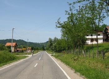 на дорогах Боснии и Герцеговины