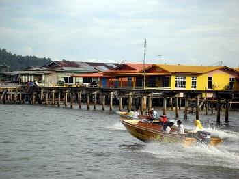 Экскурсия на остров Pulau Selirong