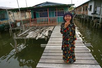 Бытовые условия брунейцев