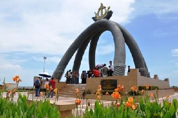 Монумент «Миллиардный баррель»