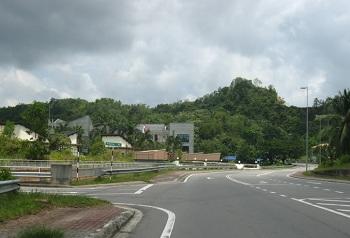 в Брунее дороги отличного состояния