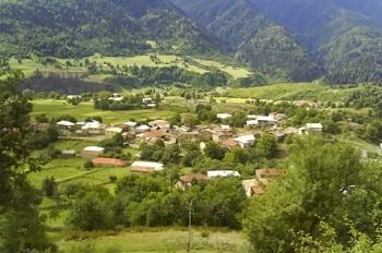 Община Латали всегда считалась духовным центром всей Верхней Сванетии