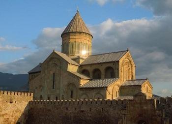 Храм Светицховели во Мцхета