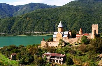 Грузия – одна из стран Закавказского региона