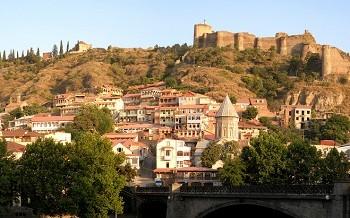 Столица Грузии – Тбилиси