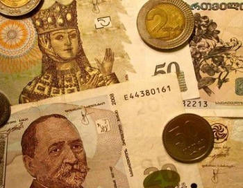 Валюта Грузии называется лари