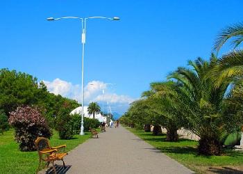 Батуми — столица Аджарии