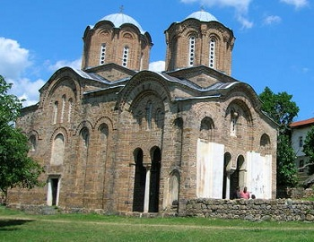 Православный Лесновский монастырь