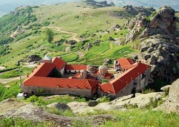 монастырь Церкавец, возведенный в XIII веке