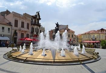 Самый южный и второй по величине город Македонии - Битола