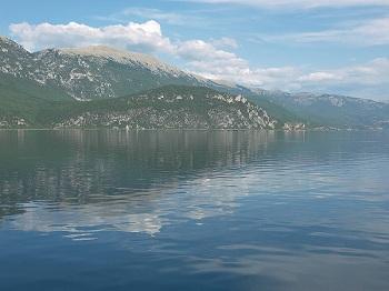 Охридское озеро является одним из старейших озер мира