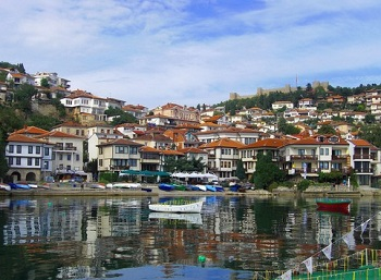 В наше время Охрид – это большой центр туризма
