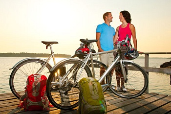Маршруты для велосипедистов на Аландах