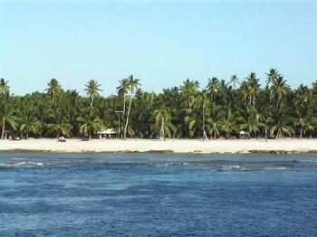 Остров Суэйнс – частное владение в составе Американского Самоа