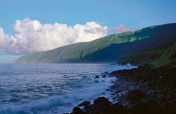 Остров Тау  –  часть Национального парка Американского Самоа
