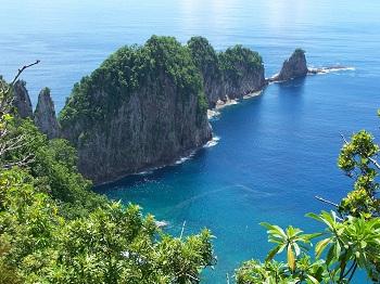 Американское Самоа, которое раньше называлось Восточным