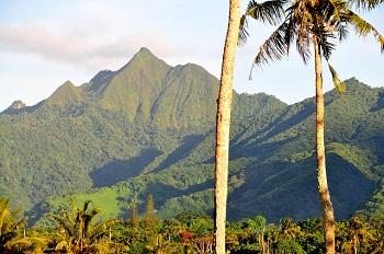 Столица - Паго-Паго, расположена на самом большом острове архипелага