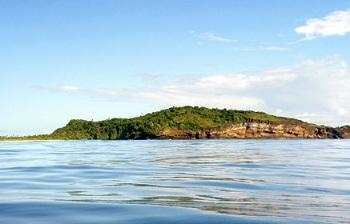 Залив Фагателе на острове Тутуила