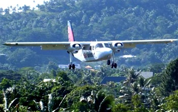 Американское Самоа обычно посещают целенаправленно