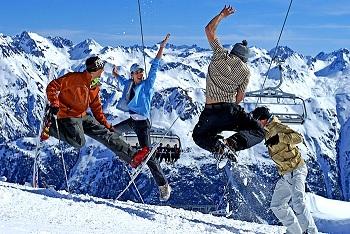 Австрия – мекка горнолыжников и романтиков
