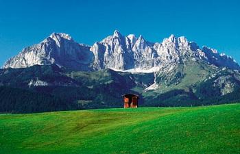 В состав Австрии входят 9 федеральных земель