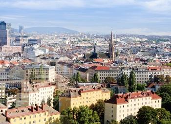 Столица Австрии романтична и нетороплива