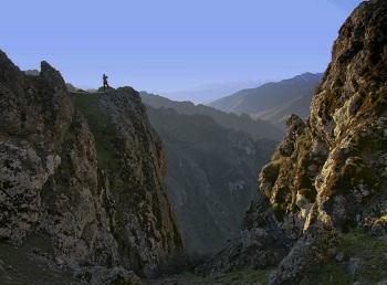 Азербайджан знаменит своими горными системами