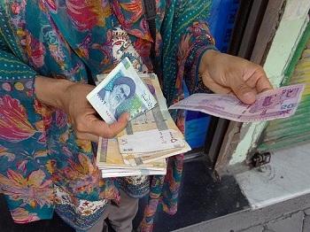 Валюта Азербайджана носит название манат