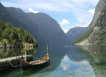 Норвежские фьорды очень разные