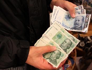 национальная валюта - норвежская крона