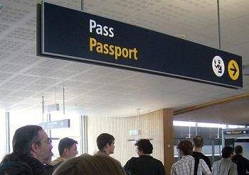 При въезде в Норвегию необходимо предъявить по требованию копию приглашения