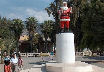 Демре -  родной город Санта-Клауса