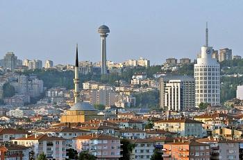 Столица турецкой Республики – Анкара