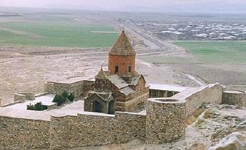 Монастырь Хор Вирап и раскопки древней столицы Великой Армении открыты для посещений