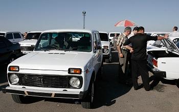 аренда автомобиля в Армении