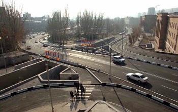 состояние дорожного покрытия в Армении