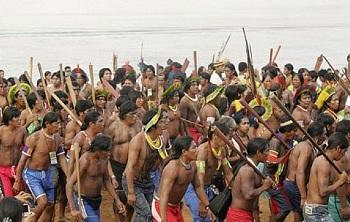 В Бразилии мирно уживаются люди разных этносов