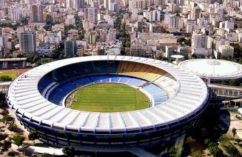 Стадион «Маракана» - гордость всего бразильского народа