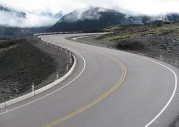 Состояние большей части дорог в Бразилии - отличное