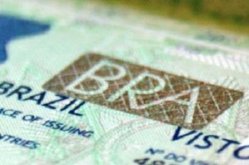 получение визы в Бразилию