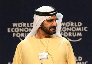 4-го января 2006-го аль-Мактум, уже почти 10 лет практически правивший городом, стал официальным эмиром Дубая