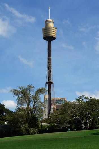 Сиднейская Башня — самое высокое здание в Южном полушарии